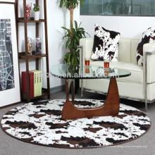 Kunstpelz Polyester Rindsleder Teppich Großhandel