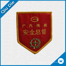 Embroidery Patch for Factory Labour Suit with Buckle