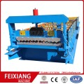 Galvanized steel corrugated roofing sheet making machine