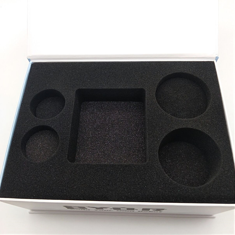 Box With Foam Insert