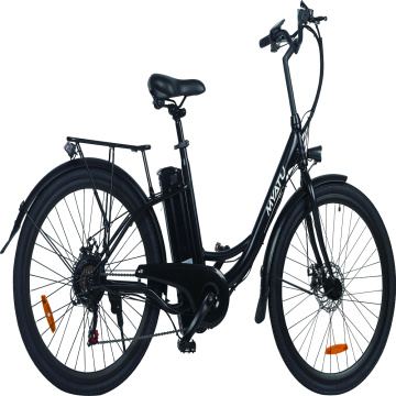 26 Zoll 8-Gang City Cycling 250W E-Bike