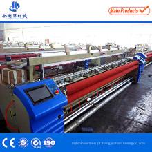 Tela 100% de algodão que faz a máquina o preço de máquinas de tecelagem industrial