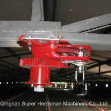 Treuil utilisé dans l'équipement surgelée