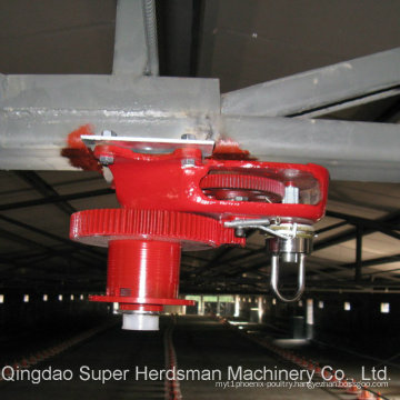 Winch Used in Poulty Equipment
