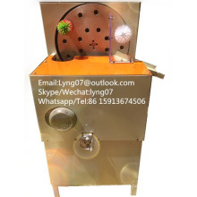 Máquina de aparar escova de vaso sanitário automática de 4 eixos