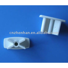 Rollo-Komponenten - PVC-Endkappe für Bodenschiene, Rollo-Mechanismus, Rollladenrohr, Endkappe für Rollo