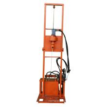 High Power Diesel Type Folding Hydraulic Water Well Drilling Machine