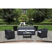 Low Price PP Garden Furniture Sofa Outdoor