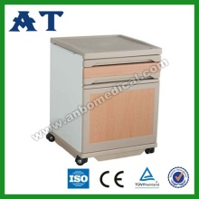 high quality ABS medical Bedside locker