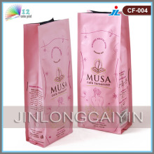 Coffee Packaging Bag with Side Gusset Bag