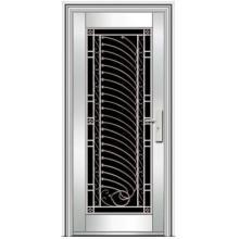 stainless steel exterior doors