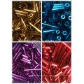 SP049 hochwertige aluminium runde standplatzgröße M3 CNC aluminium spacer / säule schraube lieferant in China