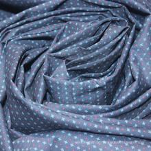 Tecido de popeline 100% algodão pima interlock