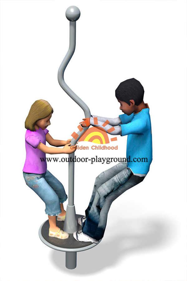 Outdoor Playground Roundaround