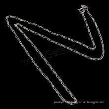 2015 Gets.com collar de cadena de la plata esterlina de la manera 925