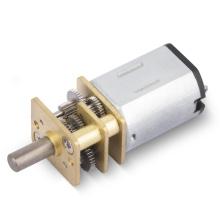 Moteur à engrenages 12FN20 12mm de première qualité, 6 volts CC