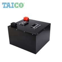 Factory direct light weight deep cycle lithium ion lifepo4 24v 100ah polymer battery akku