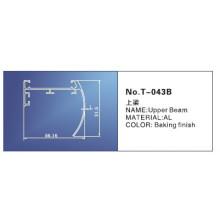 18mm, Head Rail, Roller Blind Track, T-043b
