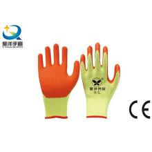 10g T/C Shell Latex Palm Coated Work Glove