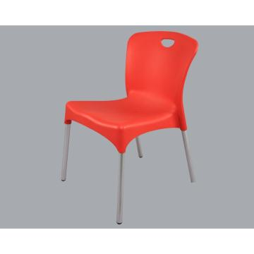 Chaise empilable en plastique PP