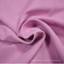 Tissu 100% de microfibre de tissus de peau de pêche de polyester