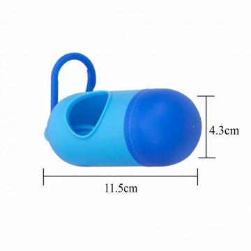 Beg Sampah Dispenser Pet Dog Poop Bag