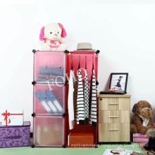 DIY Wardrobe, Kitchen Cabinet, Bathroom Cabinet (FH-AL0021-3)