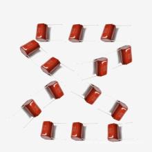 Metallisierter Polyesterfilmkondensator Mkt-Cl21 15UF 5% 100V für IC der Meter