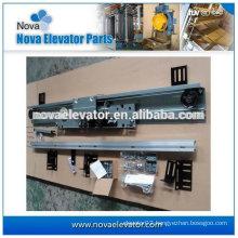 2 Panels Center/Side Opening Elevator Landing Door/Door Operator, VVVF Mitsubishi Type