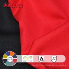 Uso de la tela a prueba de fuego de CVC para la industria protectora