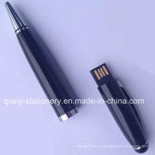 Pluma USB metal regalo (L007)