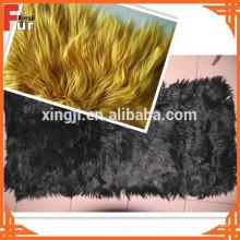 Placa de piel de cabra de calidad superior