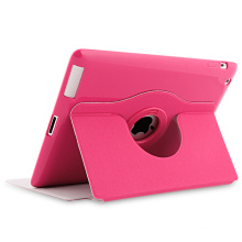 360 Degrees Stand Flip Leather Case for iPad Air (YSRA-67)