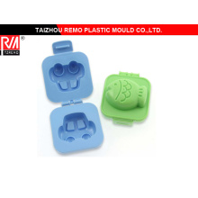 Plastic Children Plasticine Shaped Mould