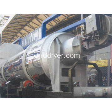 Seri HYG Roating BARREL Dryer