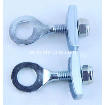 Sliver Bicycle Chain Adjusters