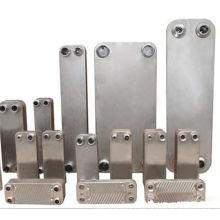 Hochwertiger gelöteter Plattenwärmetauscher 304 / 316L