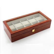Hx-A0745 Watch Box (10 relógios) - Extra Wide