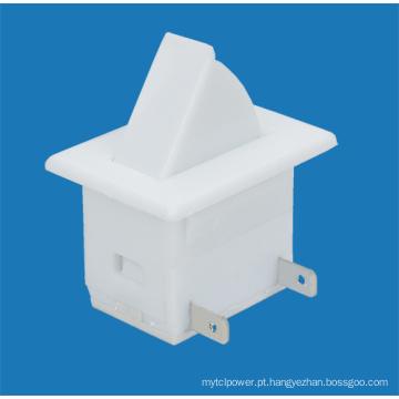 Interruptor de luz da porta do armário do congelador