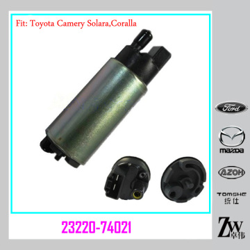 24V Electric High Performance Fuel Pump 23220-74021 2322074021 200999306330 for toyota corolla 1998-2000