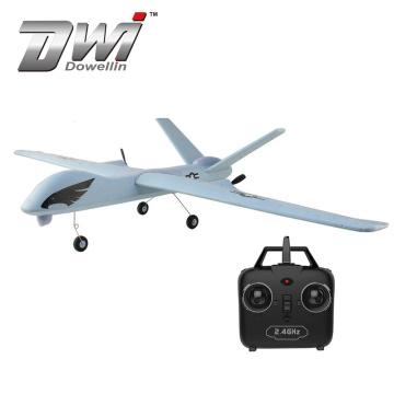 DWI 2.4GHz Long Distance remote control toy RC glider plane with Gryo
