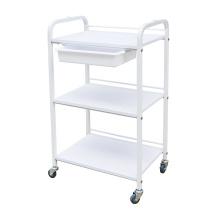 3-Shelf Rolling Utility Cart