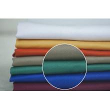 Diverse couleur du travail vêtements Polyester coton sergé