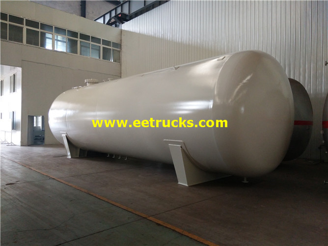 Bulk NH3 Storage Vessels