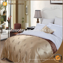 Hoja de cama del hotel, Hot 100% cotton Hotel Bed Sheet
