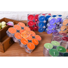Cheap Price Colorful Scented Tealight Candle