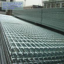 hot dip galvanized flat bar grating,galvanized bar grating,galvanized metal bar grating