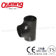 Carbon Steel Butt Schweißen T-Stück mit Equal End