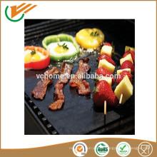 Téflon bbq grill mat matrice de cuisson au teflon