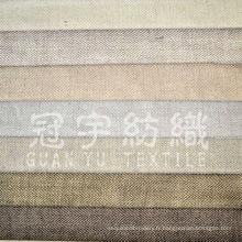 Imiter le tissu de canapé en lin (GY-W887)